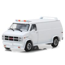 1983 GMC Vandura Custom White 1/43 Diecast Model Car by Greenlight 86326 - $29.47