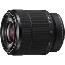 Sony - 28 mm to 70 mm - f/3.5 - 5.6 - Zoom Lens for Sony E - Designed fo... - $316.79