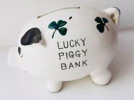 White Lucky Smash Piggy Bank - $6.33