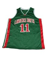 Mike Conley #11 Lawrence North New Men Basketball Jersey Green Any Size - $44.99+