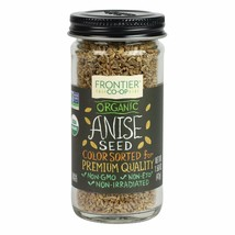 Frontier Herb Anise Seed Organic - Whole - 1.50 oz - $9.99