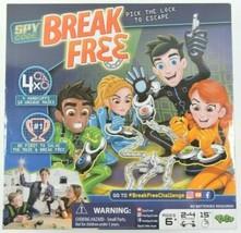 Yulu Spy Code Break Free Challenge Board Game Family Game Night Sealed NEW - $27.51