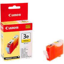 Canon Genuine BCI-3eY Original Printer Ink Cartridge Yellow/New oem - $8.25