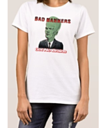 Got No Brains ladies t-shirt ska 2Tone bad manners skinhead specials mad... - $27.00