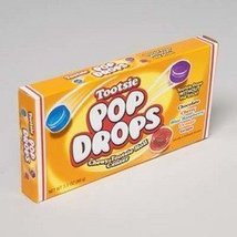 DDI - Tootsie Pop Drops in 3.5 Ounce Theater Box (1 pack of 72 items) - $179.14