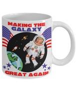 New Mug - Space Force Trump making the galaxy great again coffee mug - $10.99+