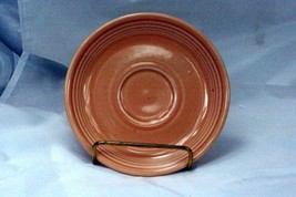 Homer Laughlin 1998 Fiesta Apricot Saucer - $3.12