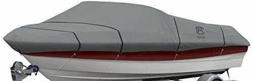 LUNEX RS-1 TRAILERABLE MOORING COVER for 22 ft - 24 ft foot V-Hull Runabout Boat