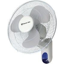 """Comfort Zone 16"""" Wall-mount Fan HBCLCZ16WR - $74.39"""