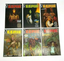 Eerie #2-8 Volume 2 Nearly Complete Set Dark Horse Comic Book Lot July 2012 - $58.04