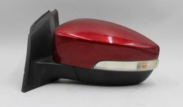 15 16 17 18 Ford Focus Left Driver Side Ruby Red Heated Power Door Mirror Oem - $123.74