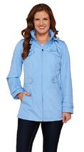 Liz Claiborne New York Jacket with Quilting Details, Vista Blue, Size S, $72 - $39.59