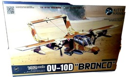 Kitty Hawk Models 32003 1:32 OV10D Bronco Turboprop Night Obs. Plastic M... - $139.99
