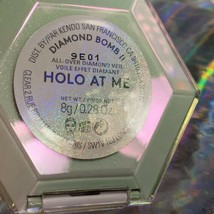 SOLD OUT!  New In Box Fenty Beauty Diamond Bomb II ( 2 ) HOLO AT ME image 2