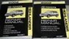 2002 TOYOTA HIGHLANDER Service Shop Repair Workshop Manual Set FACTORY OEM - $79.15