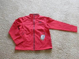 BNWT The North Face Canyonwall Jacket, Men, Red Heather, Size L, $99 - $84.15