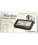Radio Shack Wireless Weather Station w/ Accu Weather Station Software 63... - $199.99