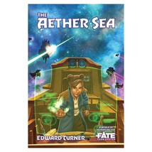 Fate Core The Aether Sea Roleplaying Game RPG Strategy Evil Hat EHP0011 - $12.39