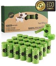 Pets N Bags Dog Waste Poop Bags, Biodegradable, Refill Rolls (60 Rolls /... - $26.99