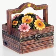 "Boyds Bears Treasure Box ""Mrs. Gardenbeary's Flowerbox of Friendship"" #02010-21 - $59.99"