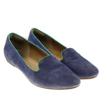 CLARKS ARTISAN Womens Purple Leather Suede Comfort Flats Shoes Size 6M - $24.74