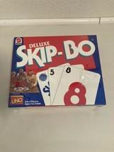 1992 Deluxe SKIP-BO Game By Mattel Brand New Sealed - $94.99