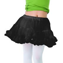 amscan Full Black Petticoat - Child M/L - $33.22