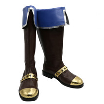 LOL Musketeer Twisted Fate Cosplay Boots Buy - $69.00