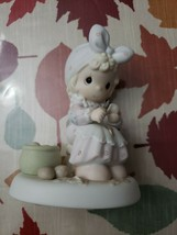 Precious Moments Figurine Always Take Time To Pray Members Only PM952 1995 - $9.50