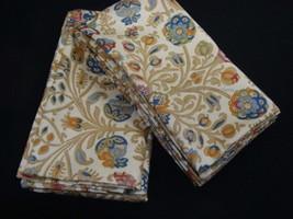 2 Standard Pillowcases Set two Ralph Lauren MARRAKESH PAISLEY beige fabric - $69.69