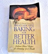 1994 cookbook breadmachins baking better health a thumb200