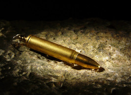 Ancient Ritual Of Ultimate Success Haunted Bullet Pendant By Izida - $155.00