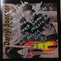 Darryl Spencer Elements Autographed CD - $34.95