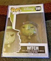 Funko Pop! Disney: Nightmare Before Christmas - Witch #599 w/ Protector ... - $18.99