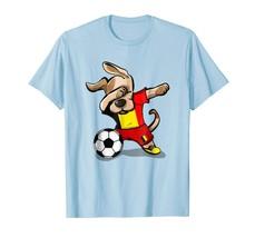 New Shirts - Dog Dabbing Soccer Belgium Jersey Shirt Belgian Football Tee Men - $19.95+