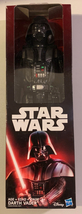 "Darth Vader 12"" Action Figure By Hasbro NEW in box 2015 - $19.59"