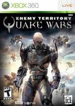 Enemy Territory: Quake Wars - Xbox 360 - $8.12