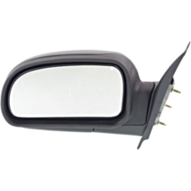 Fits 02-09 Trailblazer 02-06 EXT 02-09 Envoy 04-05 XUV Left Driver Mirror Manual - $44.95