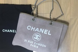 3abf215326d2 Auth Chanel DEAUVILLE Deauville chain shoulder tote bag - $2,888.26 · Add  to cart · View similar items