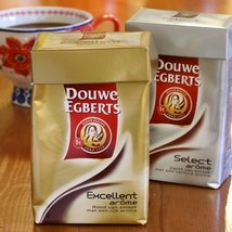 Douwe Egberts Ground Coffee, Select Aroma, 8.8 Ounce - $8.99