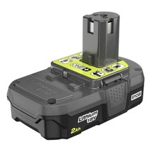 Ryobi P190 One+ 18V Lithium Ion 2.0AH 36WH Battery Works W/ALL One+ Tools - New! - $35.95