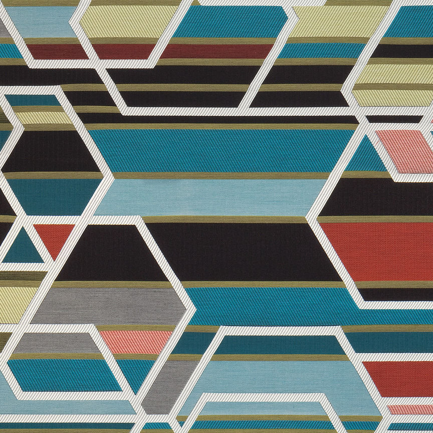 Maharam Upholstery Fabric Agency by Sarah Morris Unique 466001–002 1 yd AN