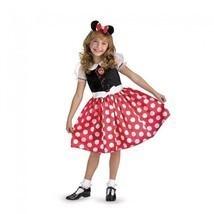 Disguise Mickey Minnie Mouse Cartoon Classico Bambino Costume Halloween ... - £15.34 GBP