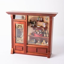 Reutter Porzellan Miniatures DELICATESSEN Deli Shop Display New in Box Rare - $444.51