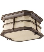 Progress Lighting P6017-2030K9 Derby 1 Light LED Flush Mount with AC Mod... - $195.20