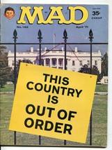 Mad-Magazine-#142-1971-Mort Drucker-Don Martin-David Berg-Jack Rickard - $37.83