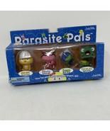Archie McPhee Parasite Pals Figure Set  - $3.95