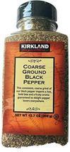 Kirkland Signature Coarse Black Pepper, 12.7 oz. - SET OF 4 - $35.63