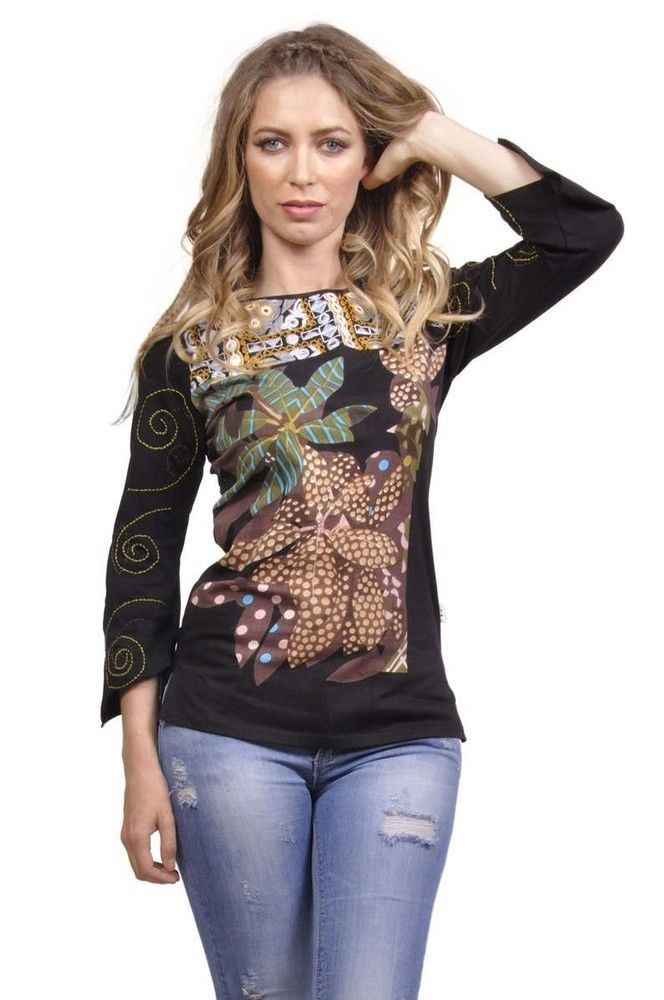 Savage Culture: I Just Have To Be With You Alejandra Tunic - $83.99