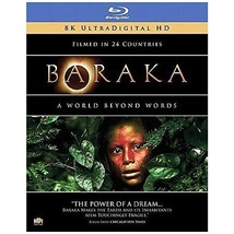 Baraka: A World Beyond Words [Blu-ray]